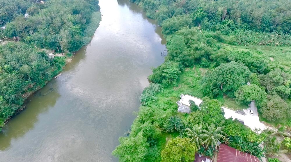 Jembatan Sungai Kampar