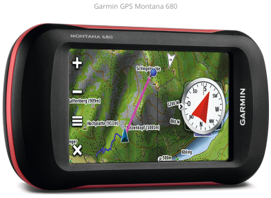 Garmin GPS Montana 680-5