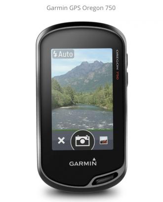 GPS Garmin Oregon 750 Pekanbaru