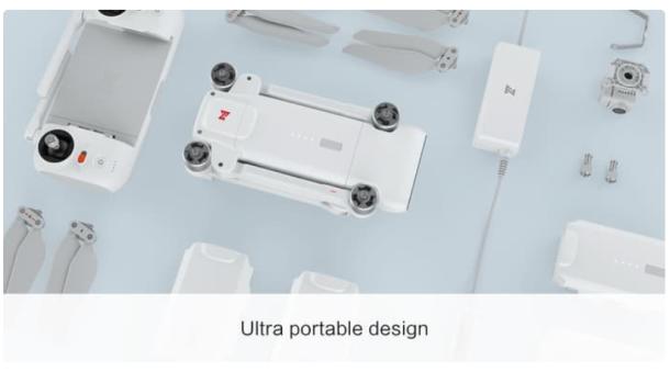 Drone Xiaomi Fimi X8-5